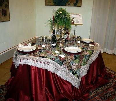 Tavole natalizie stasera i vincitori archivio del fendente for Foto tavole natalizie