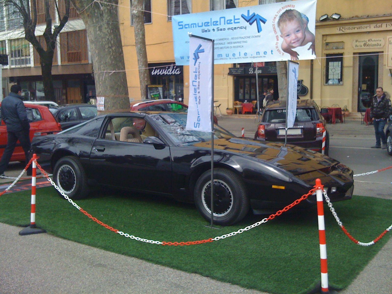 di KITT: l'auto del noto
