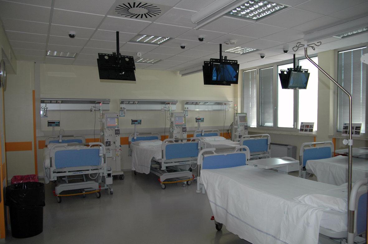 Inaugurata la nuova dialisi all ospedale di sansepolcro - Letto ospedaliero ...